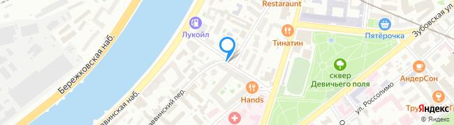 переулок Тружеников 2-й