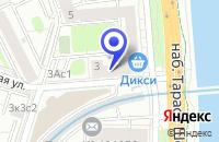 Схема проезда до компании СОВЕТ ПО ТОРГОВО-ЭКОНОМИЧЕСКОМУ СОТРУДНИЧЕСТВУ РОССИЯ-США в Москве