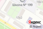 Схема проезда до компании Сноу-Дисконт в Москве