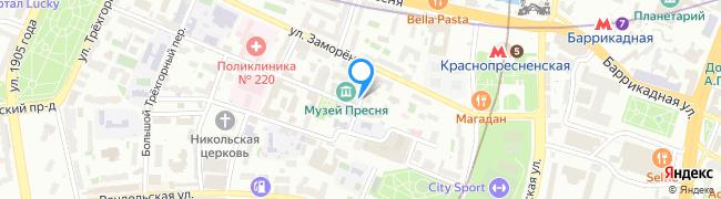 Малый Предтеченский переулок