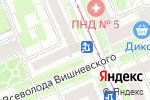 Схема проезда до компании Фотосалон на ул. Костякова в Москве