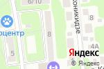 Схема проезда до компании Фитнес Холл в Москве