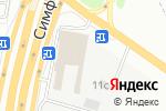 Схема проезда до компании Comfort-Kerama в Москве