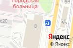 Схема проезда до компании Чашка Ложка в Москве