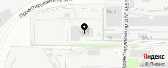 Tyrechange на карте Москвы