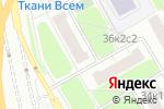 Схема проезда до компании ППР ПРО в Москве
