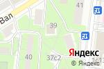 Схема проезда до компании ЭРТИ в Москве