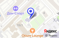Схема проезда до компании АВТОШКОЛА ДОРИТ в Москве