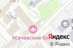 Схема проезда до компании Мастерская Рекламы в Москве