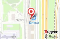 Схема проезда до компании Некоммерческое Партнерство Содействие Развитию Гаражно-Стояночного Хозяйства в Москве