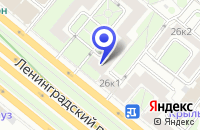 Схема проезда до компании МЕДИЦИНСКИЙ ЦЕНТР CMP-GERMED-GMBH в Москве