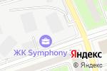 Схема проезда до компании Электроконтакт в Москве