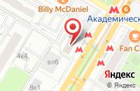 Схема проезда до компании ALIKSMA в Подольске