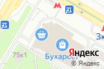 Схема проезда до компании Шлейф в Москве