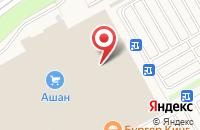 Схема проезда до компании СМИК в Химках