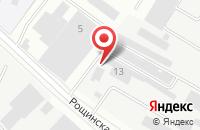 Схема проезда до компании БетонГрупп в Подольске