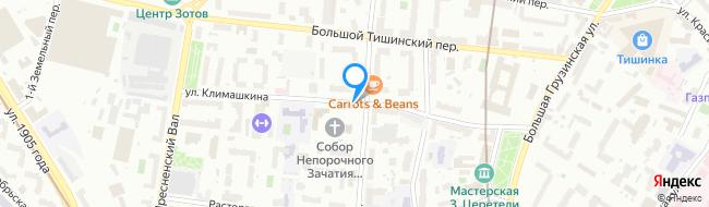 улица Климашкина