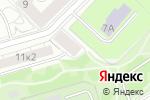 Схема проезда до компании 220v-cars.ru в Москве