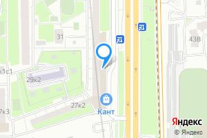 Комната в двухкомнатной квартире в Москве Дмитровское ш., 29к1