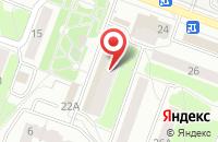 Схема проезда до компании Дарина в Подольске