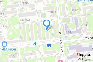 Комната в трехкомнатной квартире в Москве Писцовая ул., 16к2
