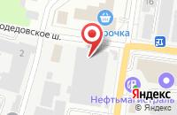 Схема проезда до компании РК-Райфен в Подольске
