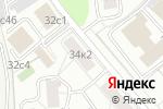 Схема проезда до компании КРЭД МВ в Москве