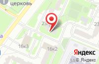 Схема проезда до компании Универсал Акустикс в Москве