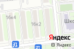 Схема проезда до компании ОПОП Северного административного округа в Москве