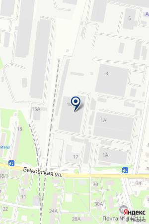ТФ ALPENA на карте Подольска