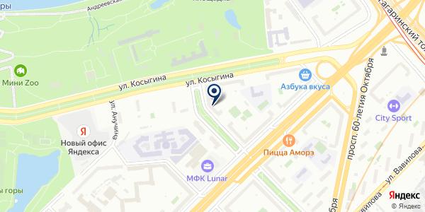 Совет ветеранов войны и труда на карте Москве
