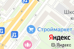 Схема проезда до компании Галантерея в Москве