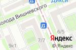 Схема проезда до компании Студия Эстетики Тела в Москве