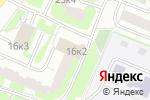 Схема проезда до компании Рови-Сервис в Москве