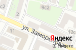 Схема проезда до компании Vesna в Москве