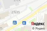Схема проезда до компании Dance College Club в Москве