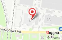 Схема проезда до компании Дом-Комплект в Подольске