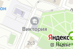 Схема проезда до компании Пресненский детский парк в Москве