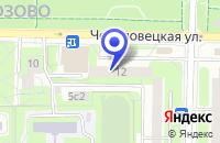 Схема проезда до компании ТРАНСПОРТНАЯ КОМПАНИЯ ТРАНСАКТ в Москве