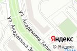 Схема проезда до компании Илларион в Москве