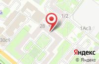 Схема проезда до компании Шансон в Ярославле