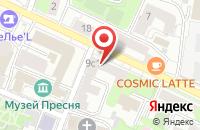 Схема проезда до компании Топбизнес в Москве