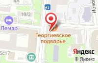 Схема проезда до компании Реал Коммуникейшинс в Москве