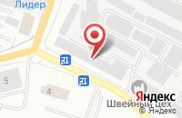 Схема проезда до компании ОМК в Подольске