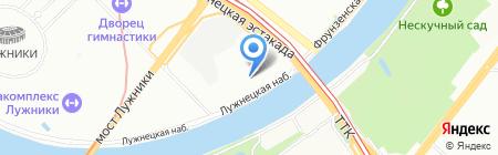 Элтис Трейдинг на карте Москвы