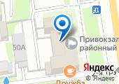 Территориальное Управление по Привокзальному и Советскому районам на карте