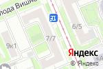 Схема проезда до компании Пивной Трюм в Москве