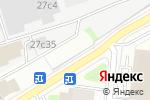 Схема проезда до компании One Family в Москве