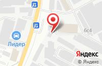 Схема проезда до компании Старт-эко в Подольске