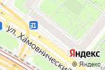 Схема проезда до компании Янгуан в Москве